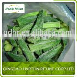 New Crop Fresh Frozen Okra