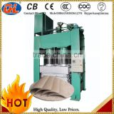 INQUIRY ABOUT automatic wooden pallet production line|Chinese Sawdust Pallet Press Machine press mould machine
