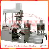 High Quality hair dye making machine For Cosmetic Making machine/Vacuum emulsifying tank