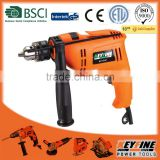 PRODUCE GOOD QUALITY AND BEST PRICE POWER TOOLS13MM 650W IMPACT DRILL FOR HAMMER DRILL MACHINE IMADE IN CHINA