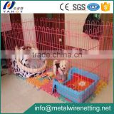 PVC Coated Iron Fence Dog Kennel Factory Direct