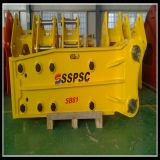 hot sale Korean quality low price reliable supplier hydraulic breaker for 3-30t excavator