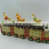 2013 Newest Train Ceramic Cookie Jar
