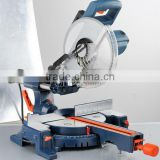 "255mm 10"" 1900w Aluminum Wood Cutting Machine Electric Power Portable Slide Compound Miter Saw"