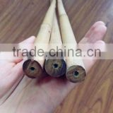 16~18mm 96cm nature color raw bamboo poles with thick wall