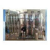 Stainless Steel Industrial Water Purification Systems RO Water Purifiers And Window Cleaning