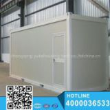 High quality shelter two floor prefab container house for sale