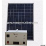 Home Kit Solar Lighting System With Solar Panel