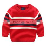 China sweater manufacturer hand knitted woolen sweater design for kids