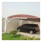 car parking shade cloth tensile fabric structure