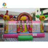 New giant inflatable funcity,fun city inflatable latest