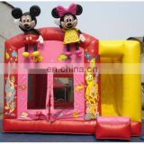 Inflatable cartoon bouncer Slide,Inflatable Jumper Slide, inflatable jump slide