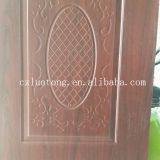 New design MDF door skin /melamine mould wooden door skin