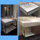 bathroom vanity console