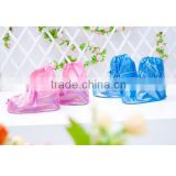 new design wholesale kids rain boots rain shoe cover