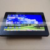 "Open frame 7"" Pure Flat Touch Screen monitor with Capacitive Touch CPT USB touch port"
