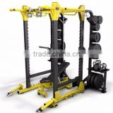 body workout commercial fitness /hammer strength power rack /tz-6073