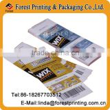 printing anti-fake numbered tickets admission ticket coupon printing