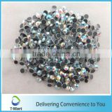 high quality wholesale Round korean DMC hot fix rhinestone in bulk                                                                                                         Supplier's Choice
