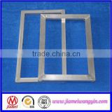 China manufacturer Aluminum frames for advertising screen printing machine /aluminum silk screen fraems