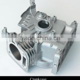 Crankcase and Cylinder Head for Gasoline Generator Parts 168F Engine Generator Spare Parts