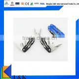 High quality 11in 1stainless steel multi-function folding pliers/multi plier