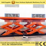 China factory CE approved good price scissor car lift / auto scissor lift / stationary scissor lift