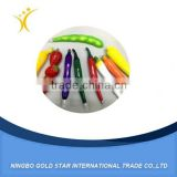 2014 popular foam fruit and vegetable pen