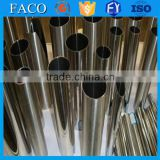 trade assurance supplier stain finish stainless steel pipe 316 stainless steel hairline finish