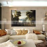10-004 Large Size Landscape Canvas Printing Painting For Living Room OR Bedroom For Decoration