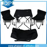 Camping set big size (2pcs of chair without armrest , 1pcs of table and 1pcs of out bag)