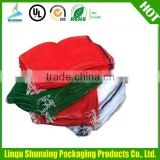 caiyuan top sale cheap raschel mesh bags for sale for packing onion potato