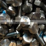 Stainless steel 2205 hex bolt and nut Wholesale