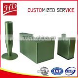 Good quality stainless steel dining table leg / furniture accessories / modern office table leg