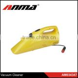 ANMA high quality DC12V cigarette lighter head plug with 10 FT cord and inflator car vacuum cleaner