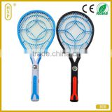 Best sell electric mosquito swatter with led light mosquito bat rechargeable mosquito raqueta electronica