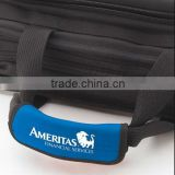 2014 Wholesale custom logo Promotional Neoprene Velcro Handle Wraps