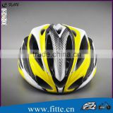 2015 EPS in mold high quality fashion girls cycle helmet