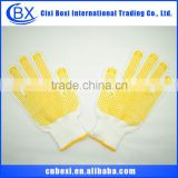 Continued hot high quality skid resistance China supplier safety gloves,hand working gloves