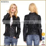 Fashion women blouse Winter Coats & Jackets Women Leather Jackets                                                                         Quality Choice