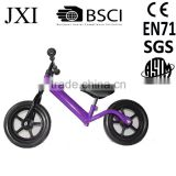 German export no pedal buggies two rounds balance bicycle for kids