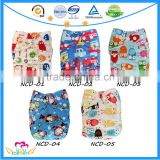 Hot Selling One Size Cloth Diapers Reusable Cloth Baby Nappies Waterproof Pocket Diapers