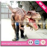 Amusement Park animatronic adult dinosaur costumes                                                                         Quality Choice