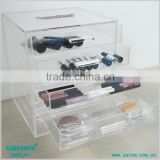 Specialized In brand Name OEM Service Acrylic Makeup Organizer Drawers WITH CHEAP PRICE                                                                         Quality Choice