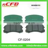 Brake Pad for Mitsubishi Lancer A-641K D904 DISC BRAKE PAD
