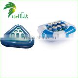 Hot selling pvc inflatable salad bar and buffet cooler /inflatable floating ice beer cooler