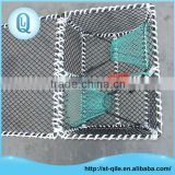 Fshing products 64X43X20CM wire frame crab trap net durable fishing&crab cage