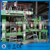 Fourdriner A4 paper making machine with good quality