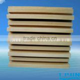 Solid wood diffuser sound diffuser ceiling acoustics