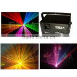 Laser christmas lights 3W 3D RGB animation laser with SD card